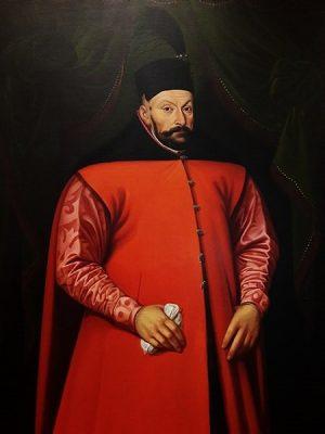 István (Stefan) Bátory. Foto: Wikipedia