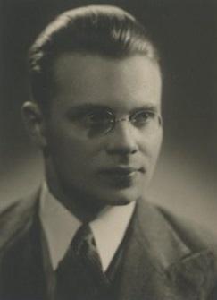 Felix Oinas. Foto: Rahvusarhiiv