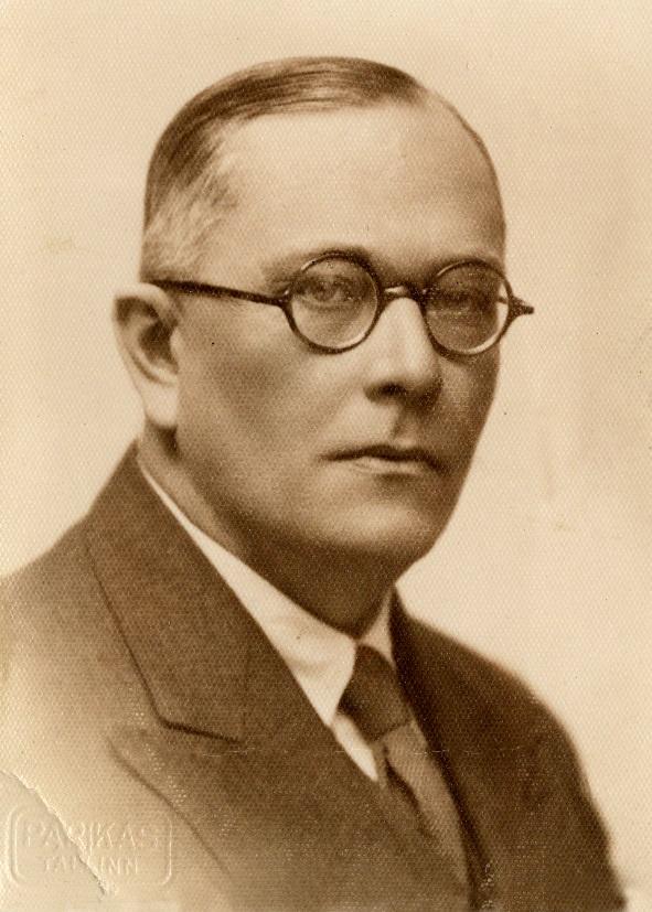 Johan-Ernst-Hans Markus (allikas:Välisministeerium)