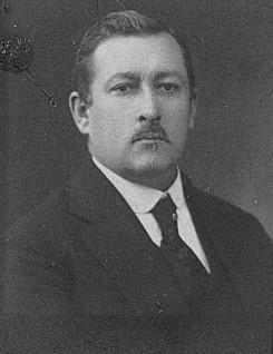 Ferdinand Virro. Photo: National Archives